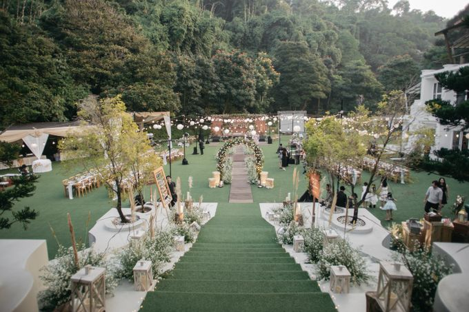 The Wedding of Adrian & Viola by Elior Design - 033