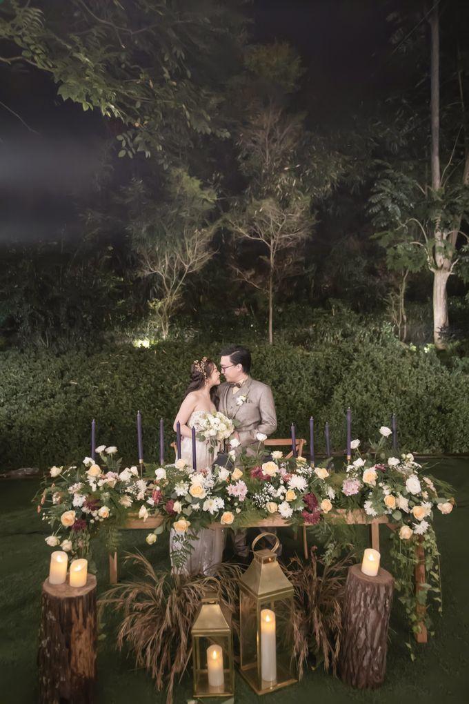 The Wedding of Adrian & Viola by Elior Design - 034