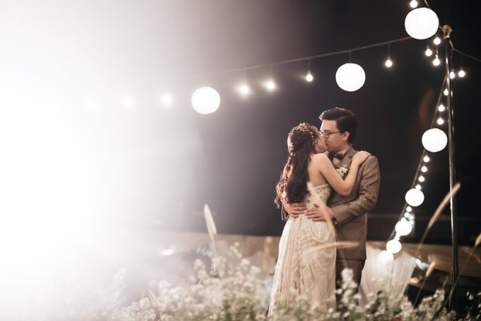 The Wedding of Adrian & Viola by Elior Design - 035