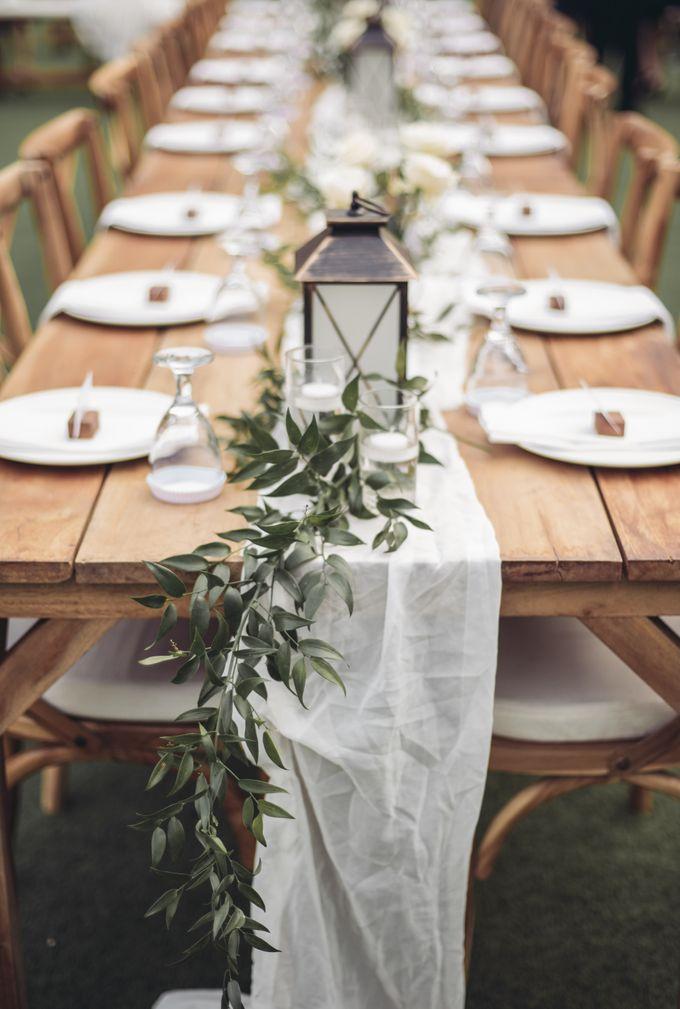 The Wedding of Adrian & Viola by Elior Design - 026