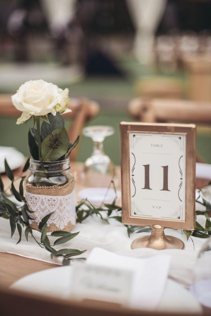 The Wedding of Adrian & Viola by Elior Design - 027