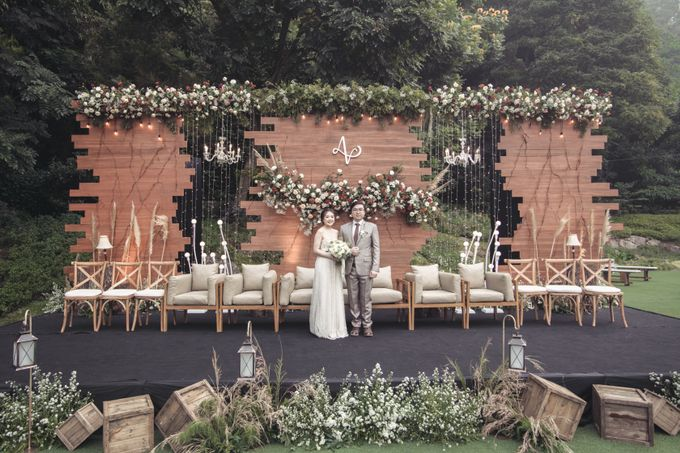 The Wedding of Adrian & Viola by Elior Design - 028