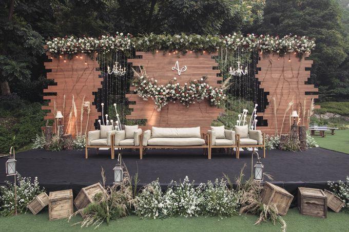 The Wedding of Adrian & Viola by Elior Design - 029
