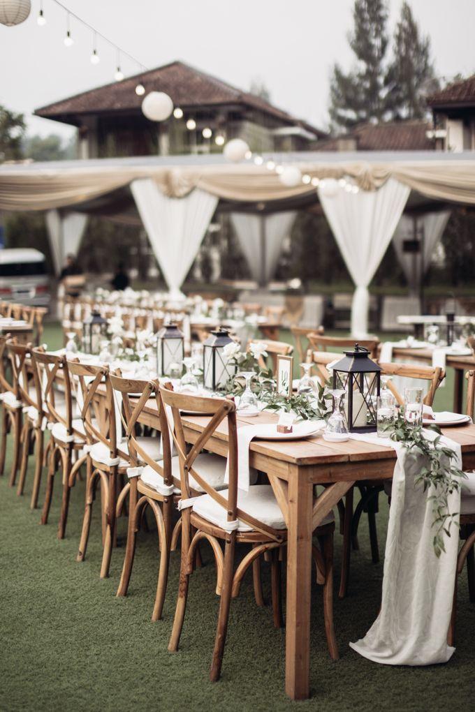 The Wedding of Adrian & Viola by Elior Design - 030