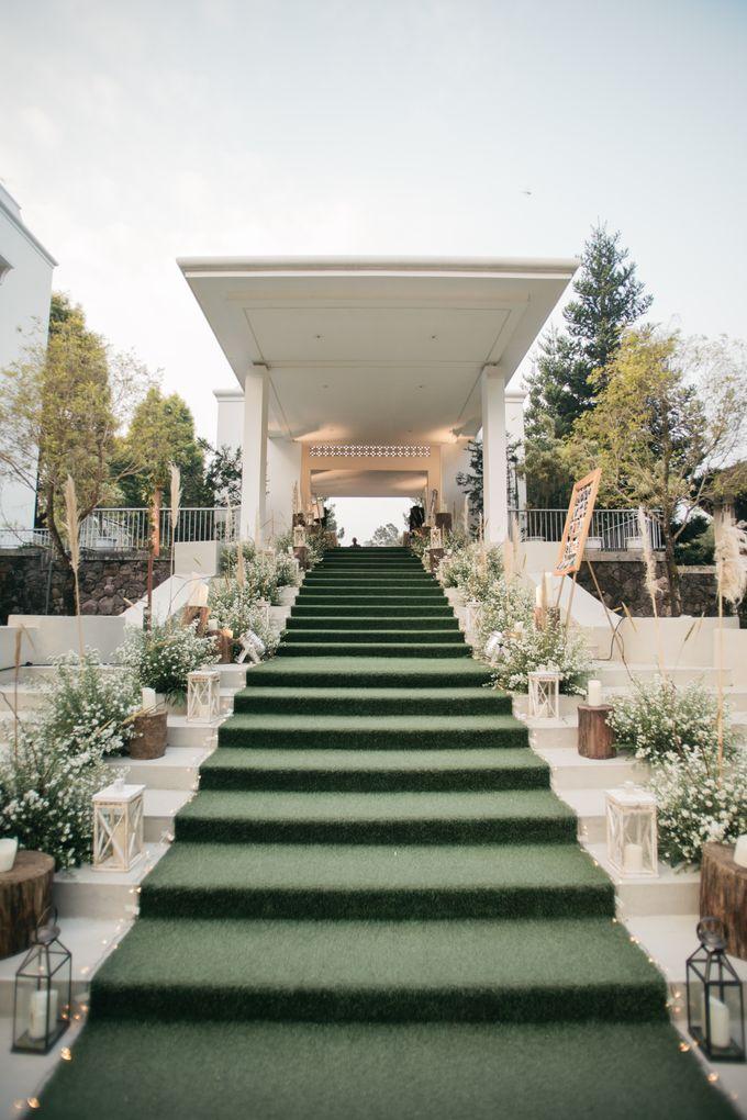 The Wedding of Adrian & Viola by Elior Design - 031