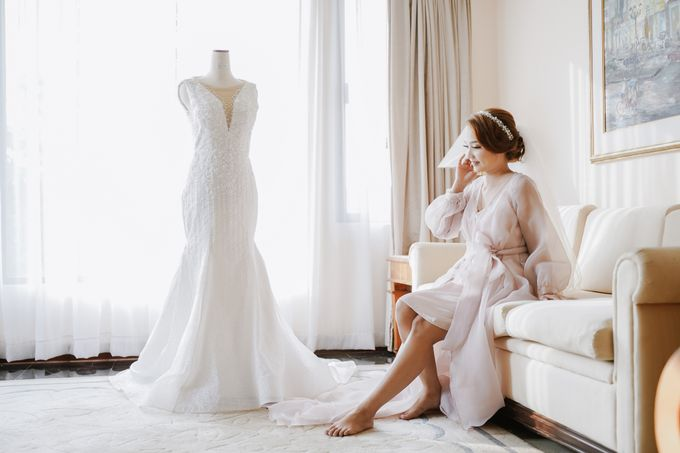 THE WEDDING OF ALVIN & TASYA by Alluvio - 009