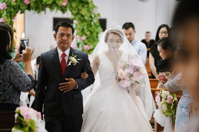 THE WEDDING OF ALVIN & TASYA by Alluvio - 045