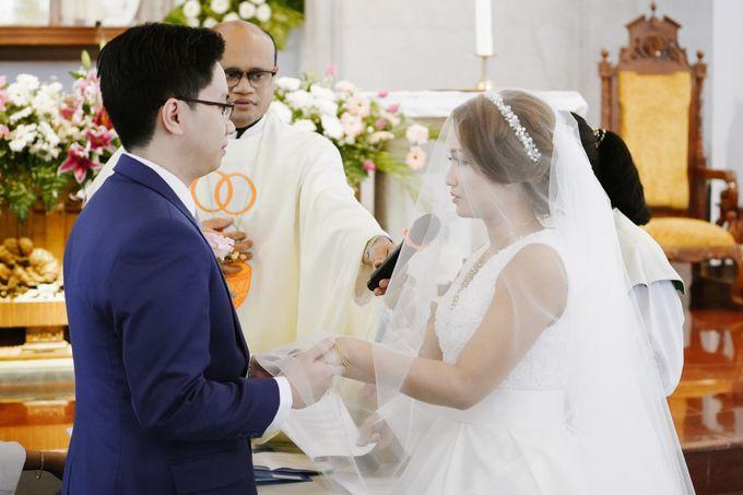 THE WEDDING OF ALVIN & TASYA by Alluvio - 031