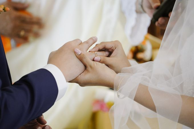 THE WEDDING OF ALVIN & TASYA by Alluvio - 032