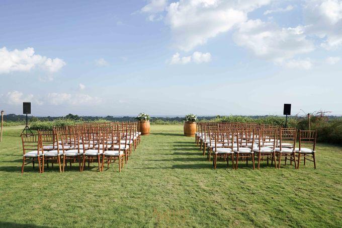 The Wedding of P & N by Alami Boutique Villas & Resort - 002