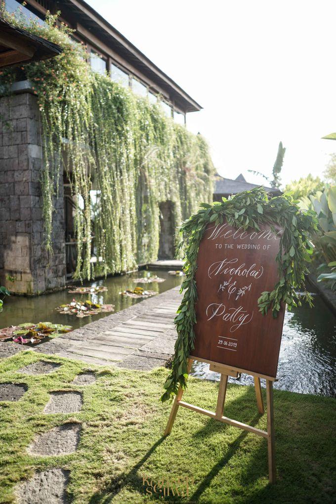 The Wedding of P & N by Alami Boutique Villas & Resort - 003