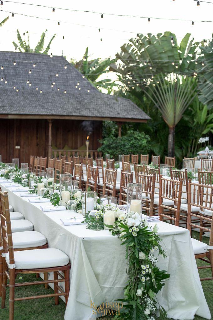 The Wedding of P & N by Alami Boutique Villas & Resort - 008