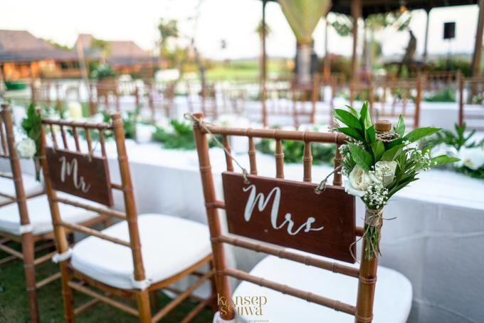 The Wedding of P & N by Alami Boutique Villas & Resort - 005