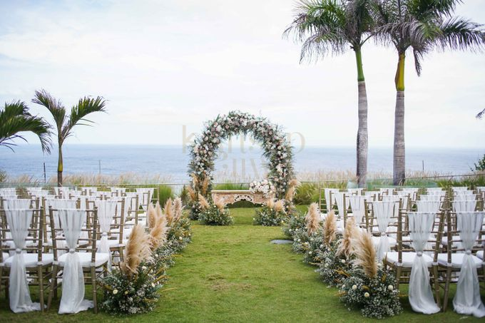 Cliff Wedding Decoration by Konsep Sejiwa - 018