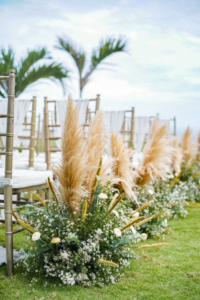 Cliff Wedding Decoration by Konsep Sejiwa - 019