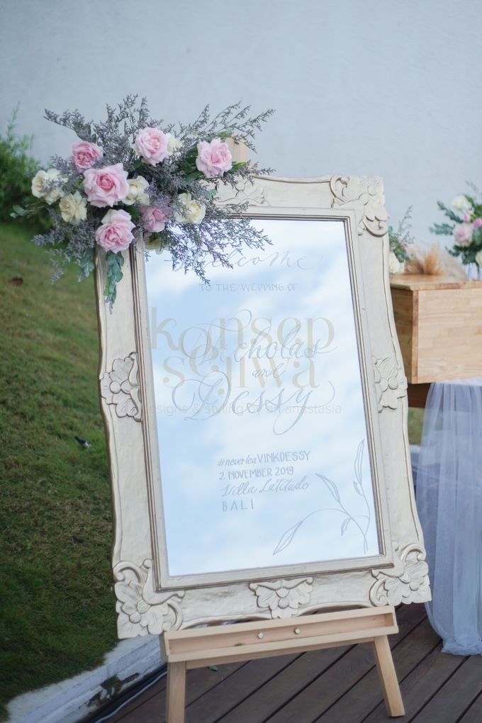 Cliff Wedding Decoration by Konsep Sejiwa - 028