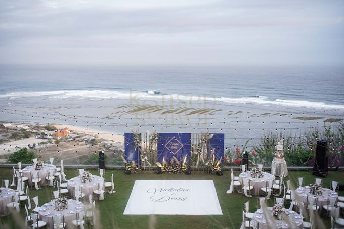 Cliff Wedding Decoration by Konsep Sejiwa - 017