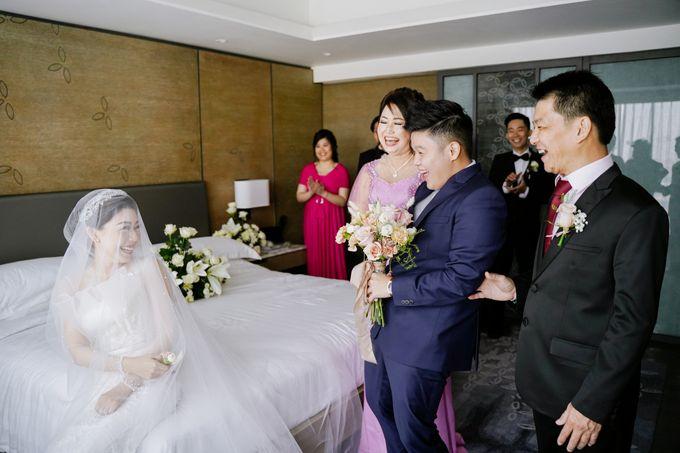 THE WEDDING OF REZHA & CILLA by Alluvio - 024