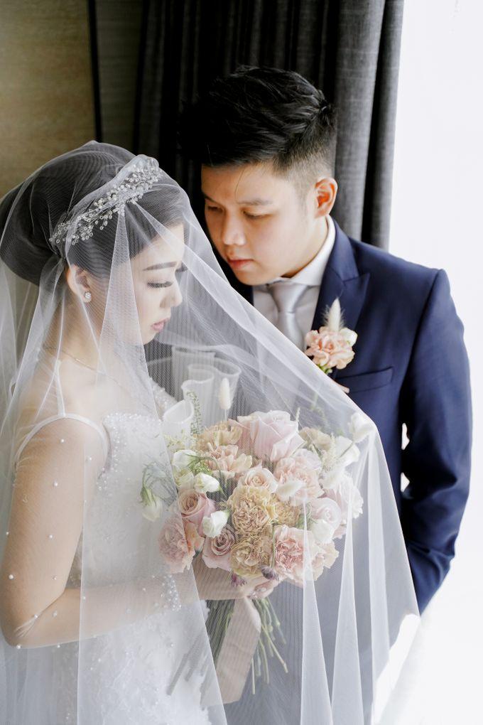 THE WEDDING OF REZHA & CILLA by Alluvio - 001