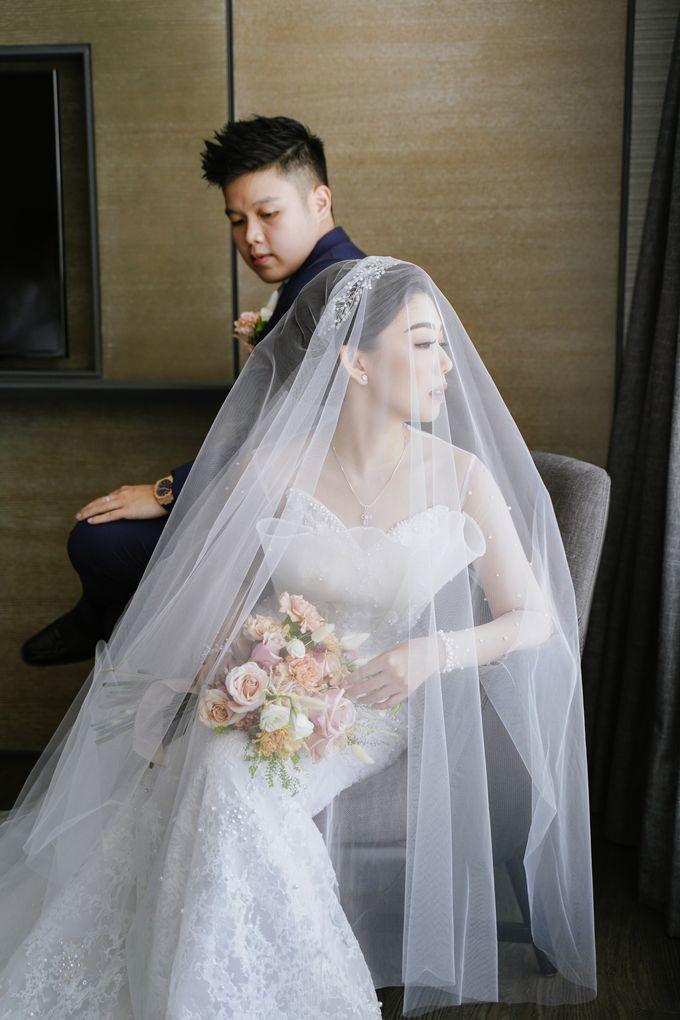 THE WEDDING OF REZHA & CILLA by Alluvio - 002