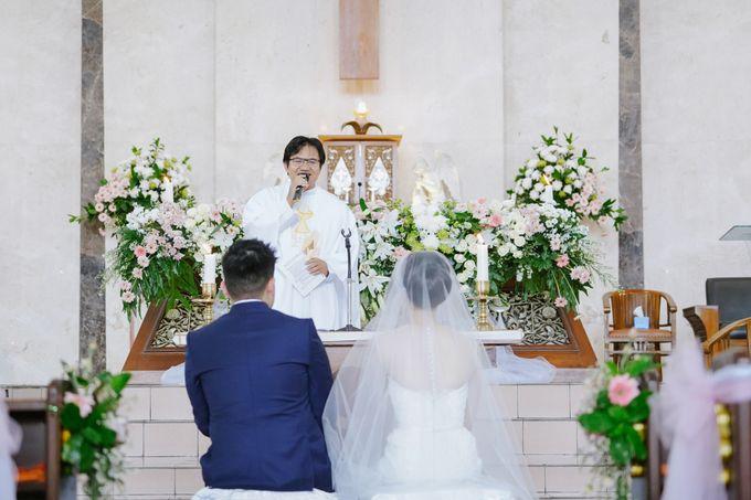 THE WEDDING OF REZHA & CILLA by Alluvio - 028