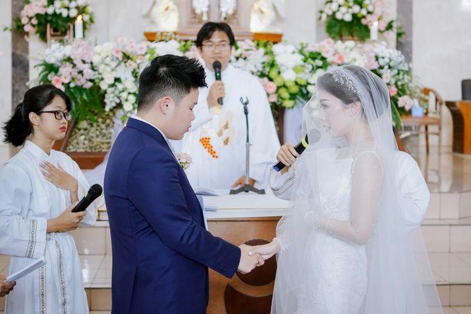 THE WEDDING OF REZHA & CILLA by Alluvio - 031