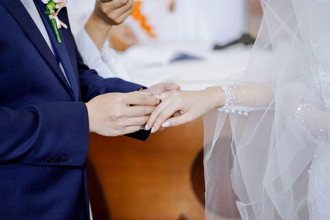 THE WEDDING OF REZHA & CILLA by Alluvio - 030