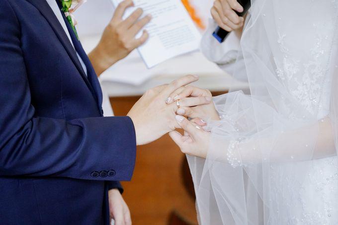 THE WEDDING OF REZHA & CILLA by Alluvio - 029