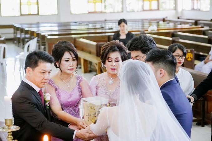 THE WEDDING OF REZHA & CILLA by Alluvio - 033