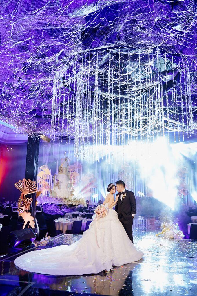 THE WEDDING OF REZHA & CILLA by Alluvio - 049