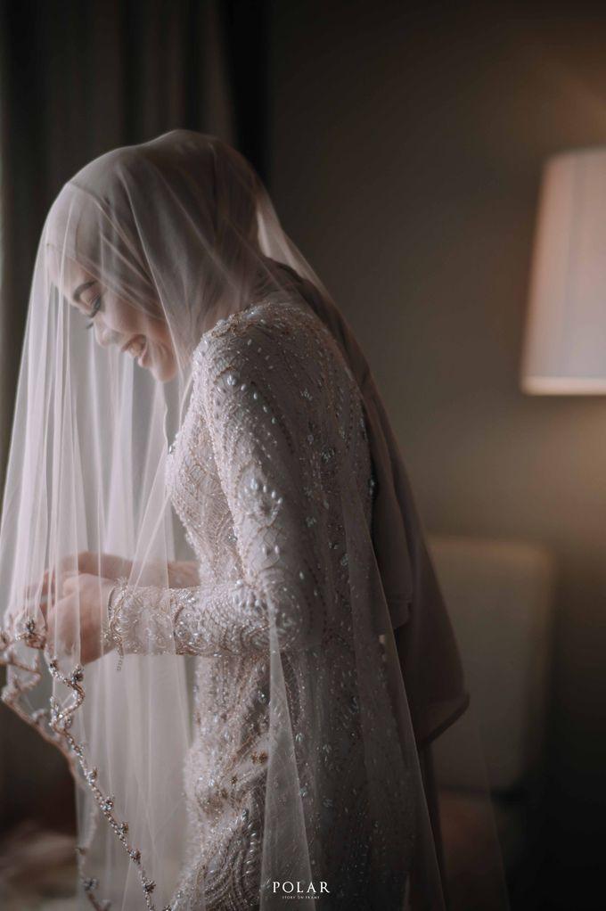 Ichsan Laras Wedding by Akuwedding - 014