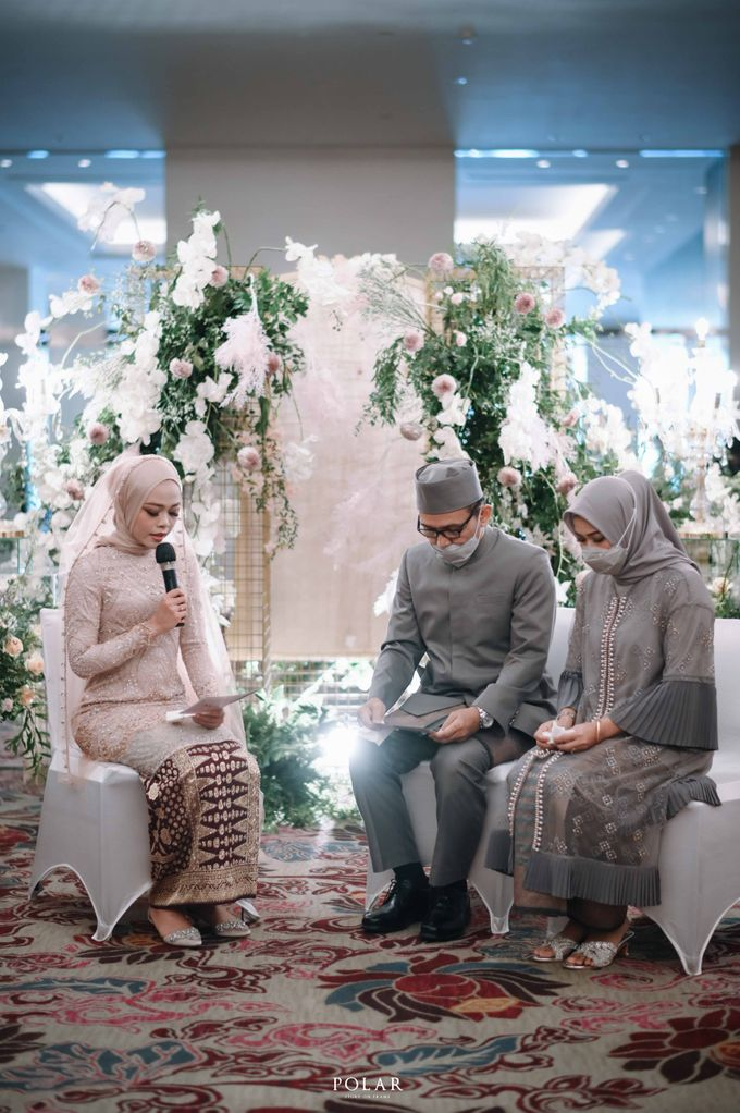 Ichsan Laras Wedding by Akuwedding - 013