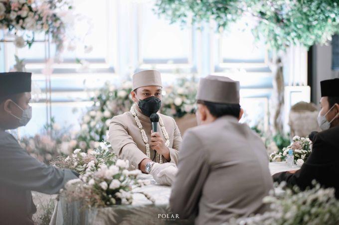 Ichsan Laras Wedding by Akuwedding - 012