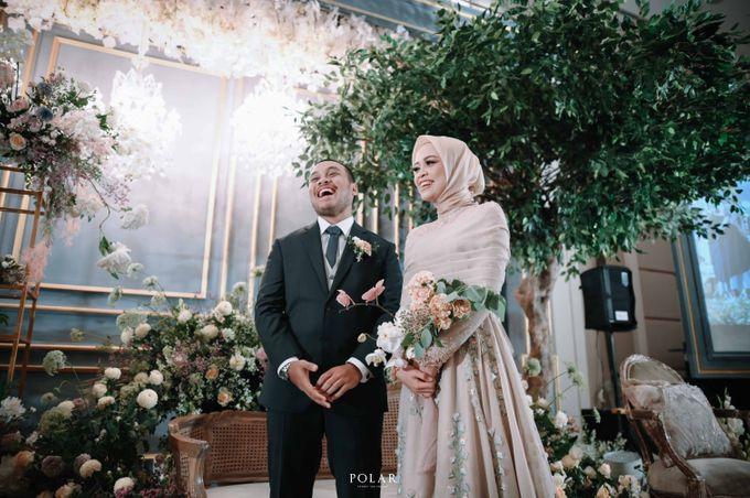 Ichsan Laras Wedding by Akuwedding - 010