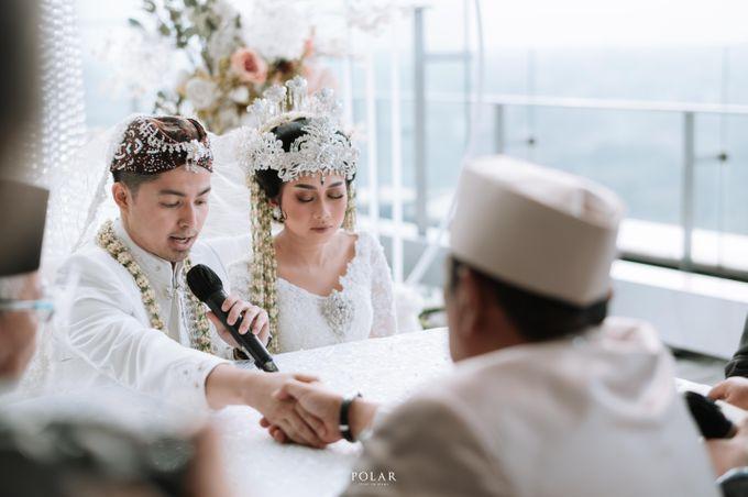 Ratih & Fizry Wedding Decoration by Valentine Wedding Decoration - 004