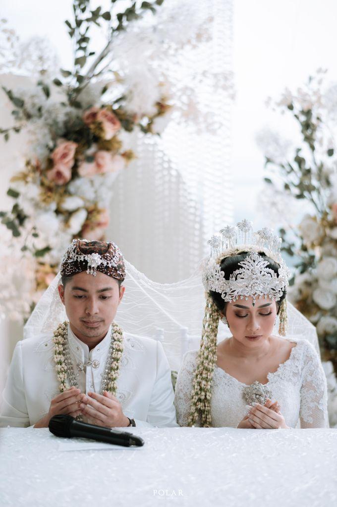 Ratih & Fizry Wedding Decoration by Valentine Wedding Decoration - 011