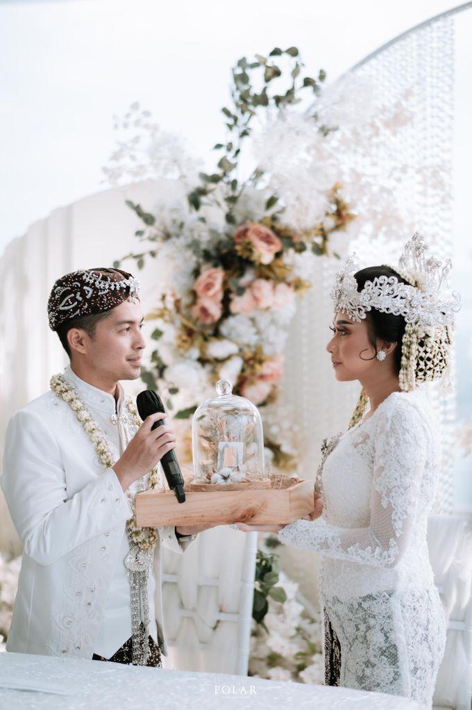 Ratih & Fizry Wedding Decoration by Valentine Wedding Decoration - 012
