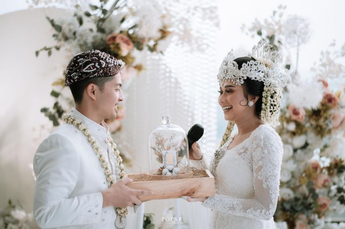 Ratih & Fizry Wedding Decoration by Valentine Wedding Decoration - 013