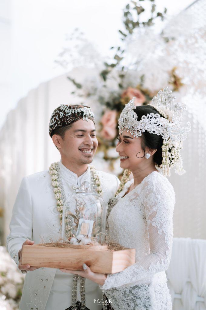 Ratih & Fizry Wedding Decoration by Valentine Wedding Decoration - 014