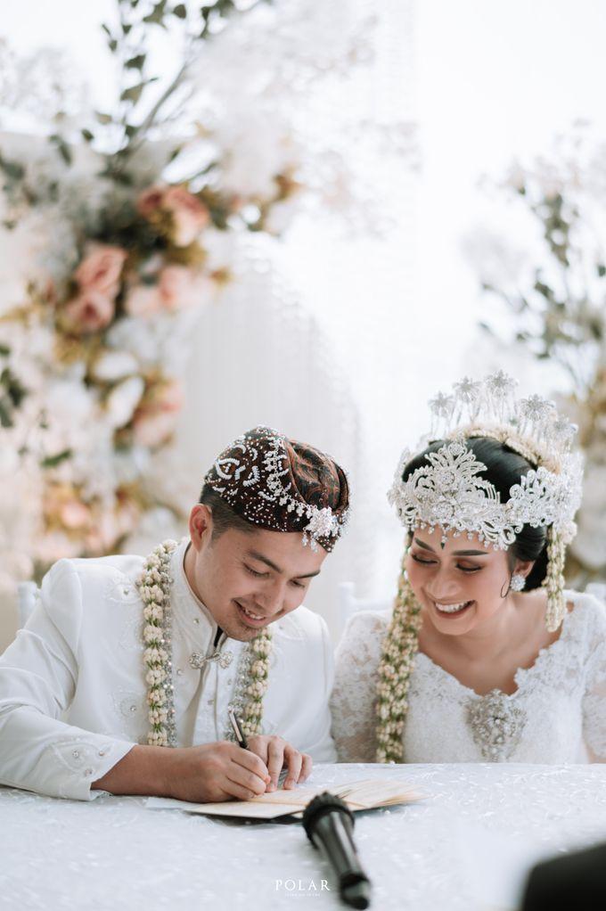 Ratih & Fizry Wedding Decoration by Valentine Wedding Decoration - 015