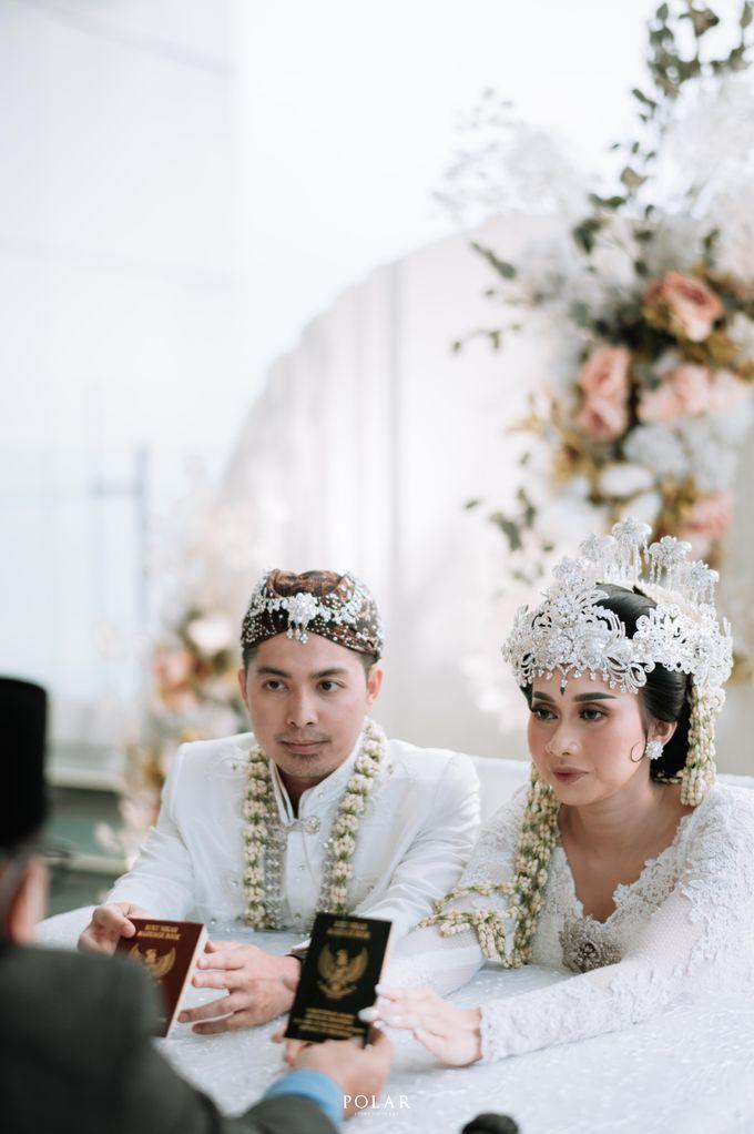 Ratih & Fizry Wedding Decoration by Valentine Wedding Decoration - 016