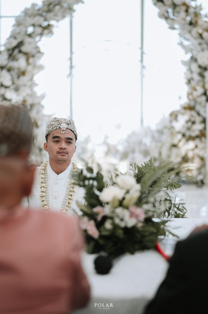 Adit & Citias Akad Decoration by Valentine Wedding Decoration - 002