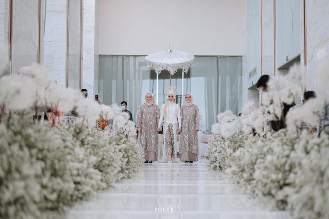 Adit & Citias Akad Decoration by Valentine Wedding Decoration - 004