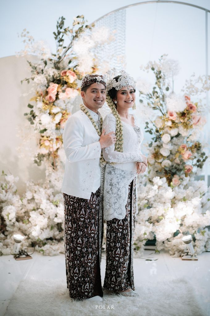Ratih & Fizry Wedding Decoration by Valentine Wedding Decoration - 017