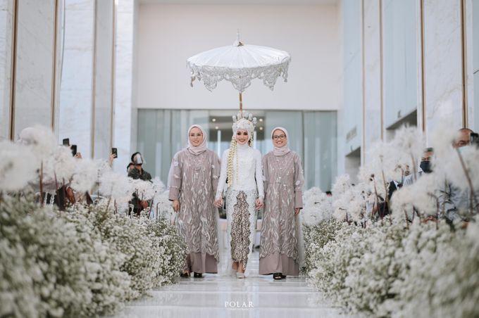 Adit & Citias Akad Decoration by Valentine Wedding Decoration - 005