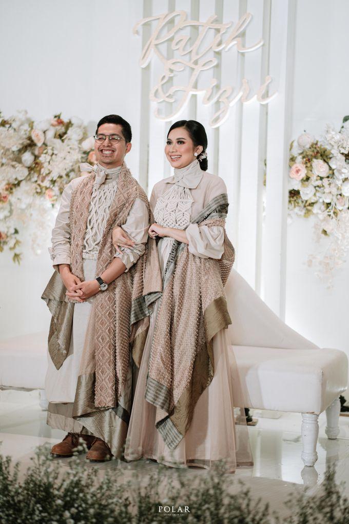 Ratih & Fizry Wedding Decoration by Valentine Wedding Decoration - 041