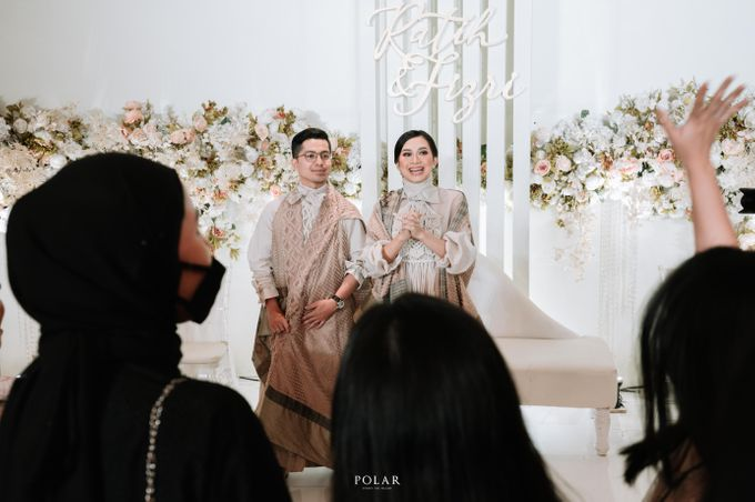Ratih & Fizry Wedding Decoration by Valentine Wedding Decoration - 042