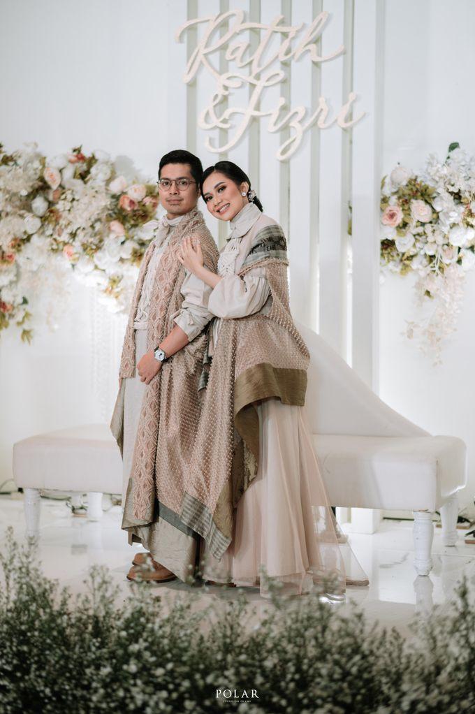 Ratih & Fizry Wedding Decoration by Valentine Wedding Decoration - 046