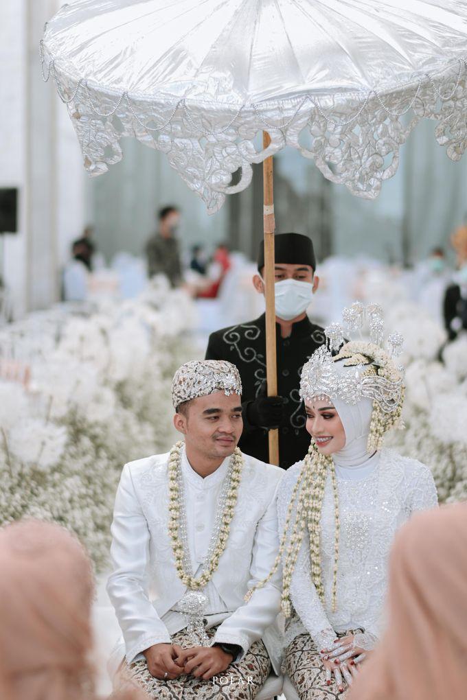 Adit & Citias Akad Decoration by Valentine Wedding Decoration - 007