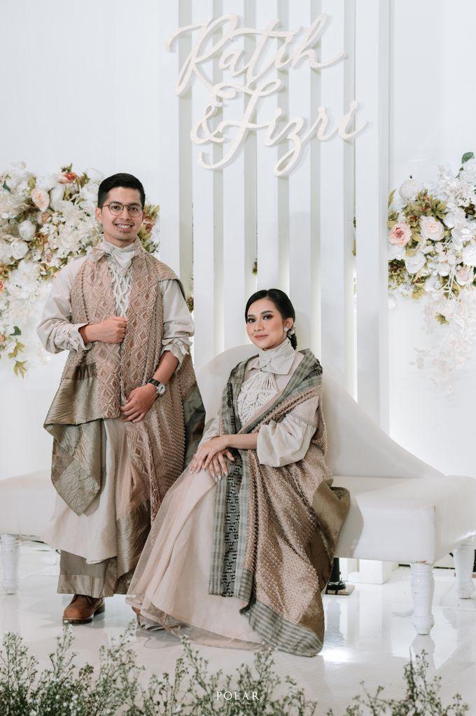 Ratih & Fizry Wedding Decoration by Valentine Wedding Decoration - 047